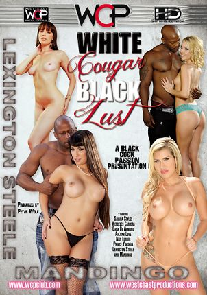 Straight Adult Movie White Cougar Black Lust