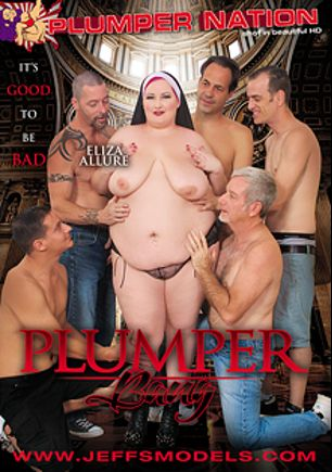 Plumper Bang, starring Eliza Allure, Chad Diamond, Eric John and Jay Crew, produced by Plumper Nation.