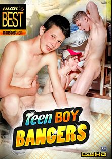 Teen Boy Bangers, produced by Man's Best Media.
