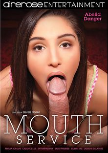Mouth Service, starring Abella Danger, Amara Romani, Alex Legend, Kasey Warner, Cadence Lux, Savannah Fox, Rilynn Rae, Jasmine Delatori, Will Powers, Anthony Rosano and John Strong, produced by Pleasure Productions and Airerose Entertainment.