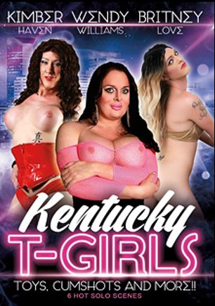 Kentucky T-Girls, starring Wendy Williams, Britney Love (o) and Kimber Haven, produced by Hot Wendy Productions.