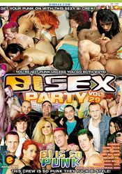 Gay Adult Movie Bi Sex Party 29: Bi Is So Punk