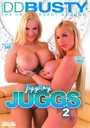 "Just Added presents the adult entertainment movie ""Jiggling Juggs 2""."