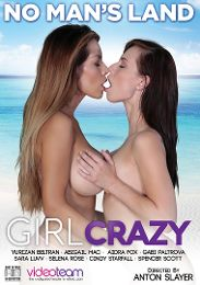"""Just Added presents the adult entertainment movie """"No Man's Land Girl Crazy""""."""