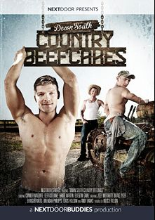 Down South County Beefcakes, starring Bridger Watts, Quentin Gainz, Dante Martin, Brendan Phillips, Derrick Dime, Joey Moriarty, Drake Tyler, Texas Holcum, Connor Maguire and Andy Banks, produced by Next Door Buddies.