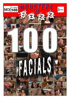 "Adult entertainment movie ""Monsters Of Jizz 100 Facials"". Produced by Image Video."