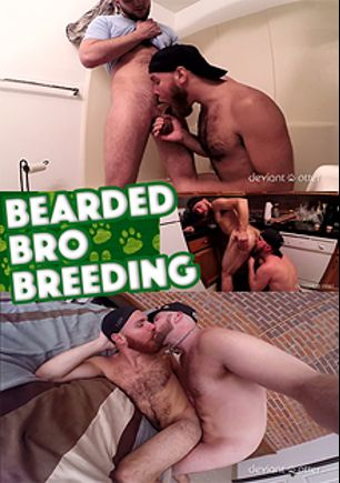 Bearded Bro Breeding, starring Devin Totter, produced by Deviant Otter.