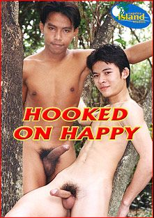 Hooked On Happy, starring AeBD, Dyk (m), Moo-NongKhai, Bas, Gae and Mai, produced by Island Caprice Studios.