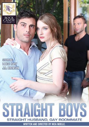Gay Adult Movie Straight Boys: Straight Husband, Gay Roommate