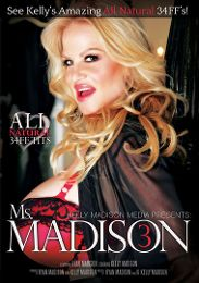 """Featured Category - Blondes presents the adult entertainment movie """"Ms. Madison 3""""."""