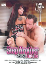 "Just Added presents the adult entertainment movie ""My Step Brother Likes To Fuck Me""."