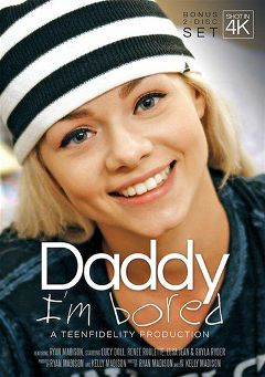 "Adult entertainment movie ""Daddy I'm Bored"" starring Elsa Jean, Shyla Ryder & Lucy Doll. Produced by Teen Fidelity."