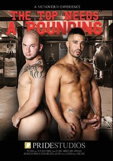 The Top Needs A Pounding, starring Brayden Allen, Trey Turner, Alex Torres, Daniel Duress, Max Sargent, Billy Warren, Dolf Dietrich and Armando De Armas, produced by Men Over 30 and Pride Studios.