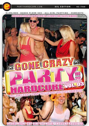 Straight Adult Movie Party Hardcore: Gone Crazy 3