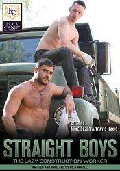 Gay Adult Movie Straight Boys: The Lazy Construction Worker