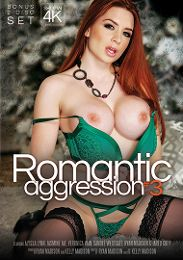 "Just Added presents the adult entertainment movie ""Romantic Aggression 3""."