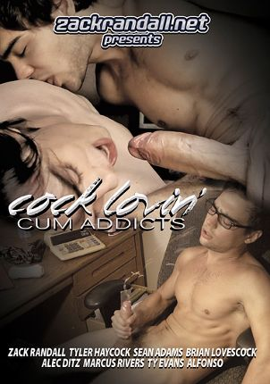 Gay Adult Movie Cock Lovin' Cum Addicts