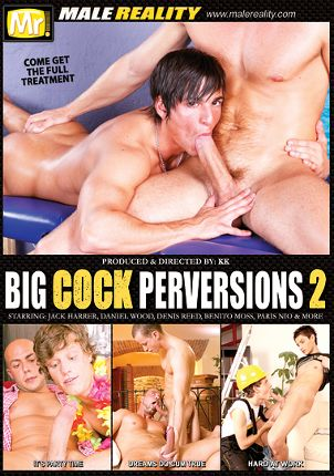 Gay Adult Movie Big Cock Perversions 2