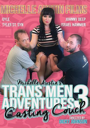 Straight Adult Movie Trans Men Adventures 3: Casting Couch
