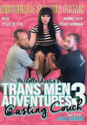 Gay Adult Movie Trans Men Adventures 3: Casting Couch