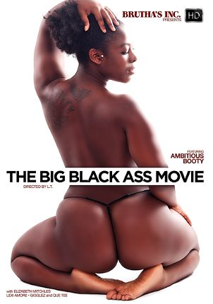 Straight Adult Movie The Big Black Ass Movie