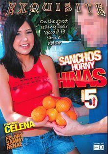 Sanchos Horny Hinas 5, starring Celena Cruz, Renae Cruz, Samantha South and Felony, produced by EXP Exquisite.
