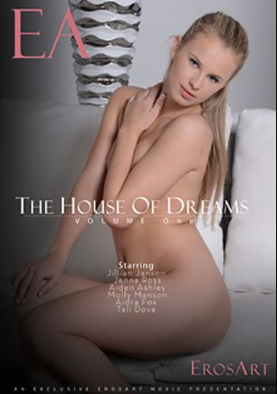 The House Of Dreams, starring Jillian Janson, Molly Manson, Tali Dova, Aidra Fox, Jenna J. Ross and Aiden Ashley, produced by ErosArt.