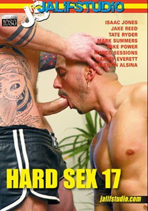 Hard Sex 17, starring Isaac Jones, Marco Sessions, Tate Ryder, Jake Reed, Harley Everett, Mark Summers, Valentin Alsina and Mike Power, produced by Jalif Studio.