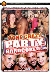 Straight Adult Movie Party Hardcore: Gone Crazy 5