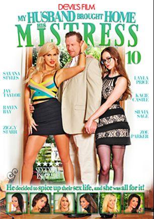 My Husband Brought Home His Mistress 10, starring Savana Styles, Jay Taylor (f), Kacie Castle, Zoe Parker, Silvia Saige, Ziggy Star, Layla Price, Raven Bay and Tommy Pistol, produced by Devil's Film and Devils Film.