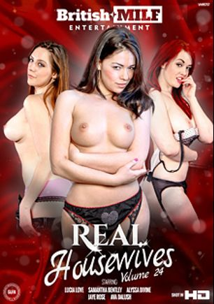 Real Housewives 24, starring Lucia Love, Alyssa Divine, Samantha Bentley, Max Deeds, Luke Hardy, Ava Dalush, Paul Walker, Jaye Rose and Dean Van Damme, produced by British MILF Entertainment.