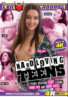 Hard Loving Teens, starring Dolce Vita, Liona Bee, Mary Dee and Angelina, produced by Evil Playgrounds, Gothic Media and Sunset Media.