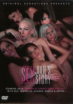 Straight Adult Movie Lesbian Sex Diaries: Julie's Story