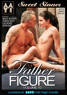 Father Figure 10, starring Molly Manson, Adria Rae, Liza Rowe, Adrian Maya, Tommy Pistol, Marcus London, Tommy Gunn and Evan Stone, produced by Mile High Media and Sweet Sinner.