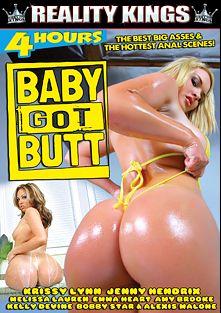 Baby Got Butt, starring Krissy Lynn, Jenny Hendrix, Amy Brooke, Emma Heart, Kelly Divine, Bobbi Starr, Melissa Lauren and Alexis Malone, produced by Reality Kings.