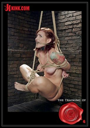 The Training Of O: Sophia Locke's Lessons In Pain And Pleasure, Day Two, starring Sophia Locke, produced by Kink.