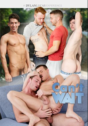 Can't Wait, starring Darius Ferdynand, Cameron Foster, Connor Maguire, Pablo Hernandez, Zach Taylor, Kaydin Bennett, Kyle Kash, Kip Ryker, Colt Rivers, Brandon Wilde and Dominic Pacifico, produced by Pride Studios and Dylan Lucas.