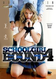 "Just Added presents the adult entertainment movie ""Schoolgirl Bound 4""."