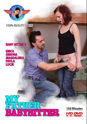 My Father Babysitter, starring Magdalena, Simona, Erica, Pavla and Lucie, produced by Porn Academy.