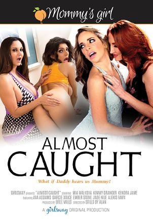 Straight Adult Movie Almost Caught