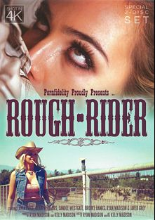 Rough Rider, starring Layla Price, Brooke Banksxxx, Blair Williams, Jared Grey, Ryan Madison and Sandee Westgate, produced by Porn Fidelity.