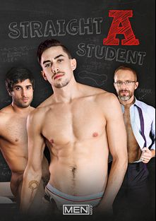 Straight A Student, starring Jack Hunter, Dirk Caber, Rafael Alencar and Diego Sans, produced by Men.