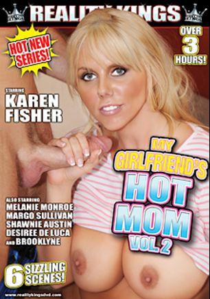My Girlfriend's Hot Mom 2, starring Karen Fisher, Brooklyne, Shawnie Austin, Desiree Deluca, Margo Sullivan, Mellanie Monroe and Levi Cash, produced by Reality Kings.