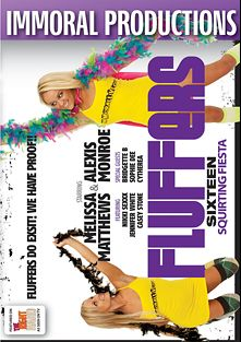 Fluffers 16, starring Alexis Monroe, Melissa Matthews, Casey Stone, Jennifer White, Nikki Sexx, Bridgette B., Sophie Dee and Cytherea, produced by Immoral Productions.