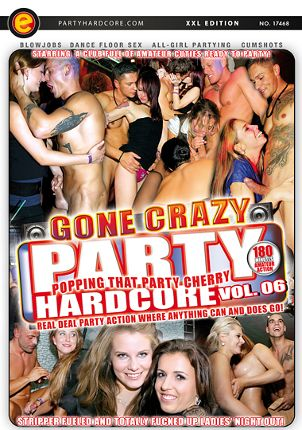 Straight Adult Movie Party Hardcore: Gone Crazy 6