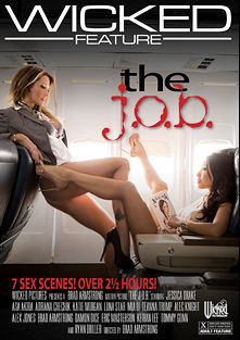 The Job, starring Adriana Chechik, Asa Akira, Damon Dice, Teanna Trump, Luna Star, Alex Jones, Ryan Driller, Keiran Lee, Tommy Gunn, Alec Knight, Mia Li, Katie Morgan, Brad Armstrong, Eric Masterson and Jessica Drake, produced by Wicked Pictures.