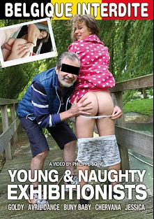 Young And Naughty Exhibitionists, starring Avril Dance, Bunny Baby, Chervana, Goldy and Jessica, produced by Marc Dorcel and Marc Dorcel SBO.