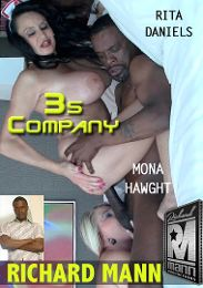 """Just Added presents the adult entertainment movie """"3s Company: Rita Daniels And Mona Hawght""""."""