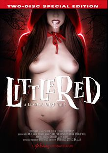 Little Red: A Lesbian Fairy Tale, starring Cassidy Klein, Abigail Mac, Kendra Lust, Penny Pax, Shyla Jennings, April O'Neil and Jelena Jensen, produced by Girlsway.