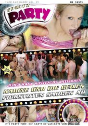 "Featured Category - International presents the adult entertainment movie ""Spritz Party: Fuck And Dance 29""."